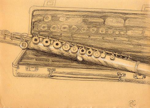 Flute by Jeffrey Cohen