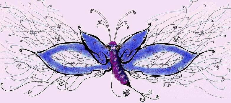 Flutterfly by Jenny Sorge