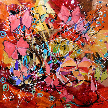 Fluturi in amurg by Elena Bissinger