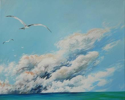 Fly Away by Federico  De muro