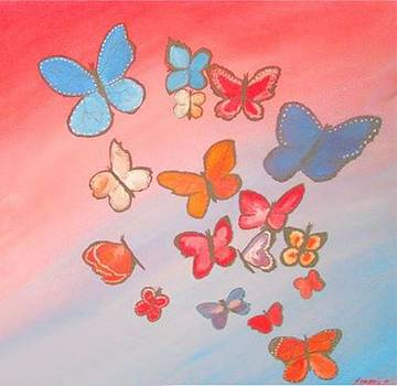 Fly Away by John Morris