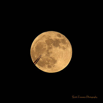 Fly Me To The Moon by Scott Fracasso