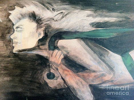 Flying beyond dreams by Lisa Biscotto
