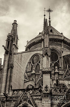 Flying Buttress by Jay Ressler