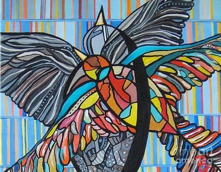 Flying High by Deborah Glasgow