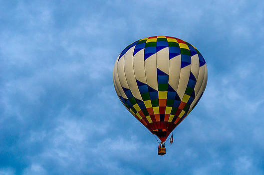 Flying High by Todd Heckert