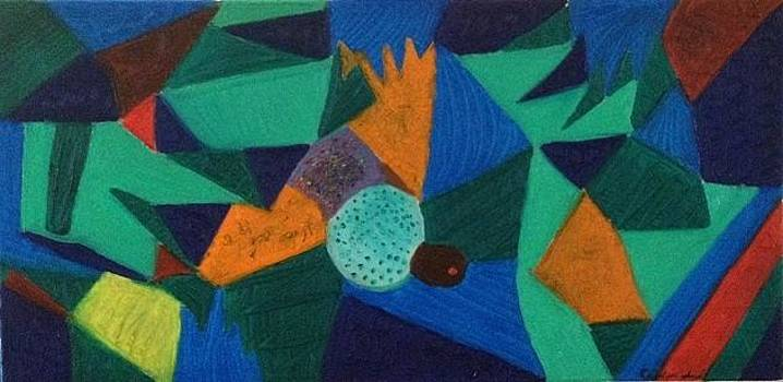 Flying in the Deep by Caroline Samlal
