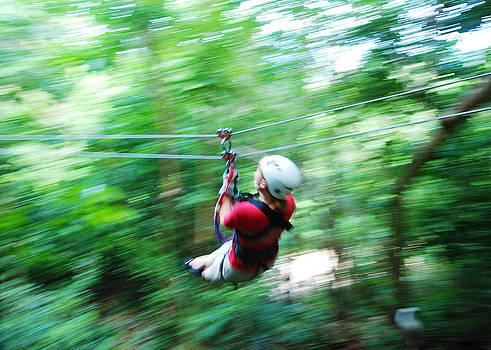 Ramunas Bruzas - Flying in The Jungle