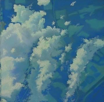 Flying by Regina Calton Burchett