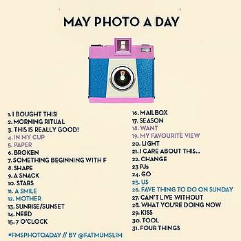 #fmsphotoaday #may by A R