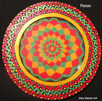 Focus by Amy Hassan