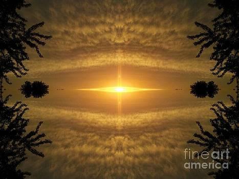 Focus on His light by Jon Glynn