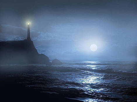 Fog Beacon by Robert Foster