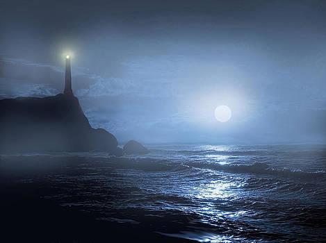 Fog Beacon by Robert Foster