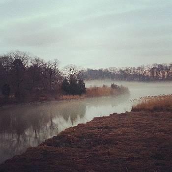 #fog In #delaware by Malcolm Van Atta III