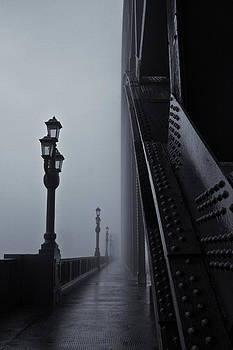 David Pringle - Fog on the Tyne