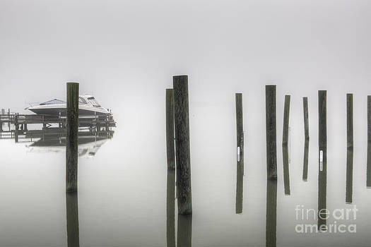 Dale Powell - Fog on the Wando River