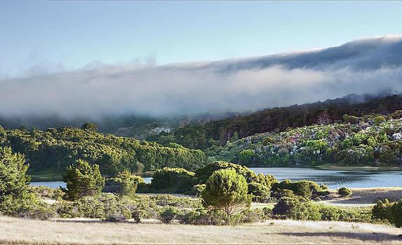 Daniel Furon - Fog over Skyline