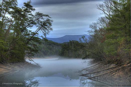Fog Rolling In by Paul Herrmann