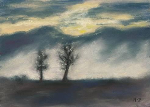 Fog Rolling In by Rebecca Prough