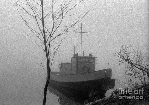 Andre Paquin - Foggy Boat