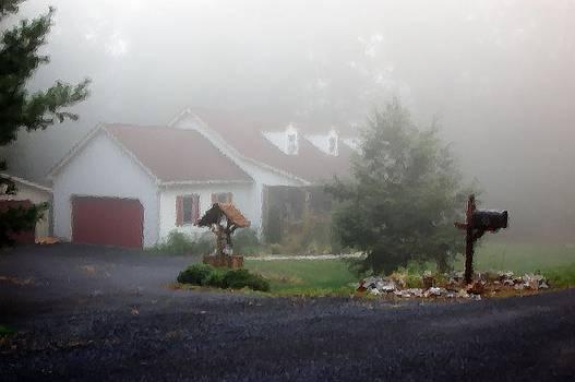 Kathy McCabe - Foggy Cape Cod
