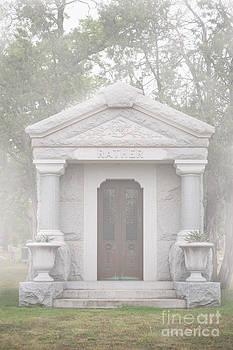 Sonja Quintero - Foggy Cemetery