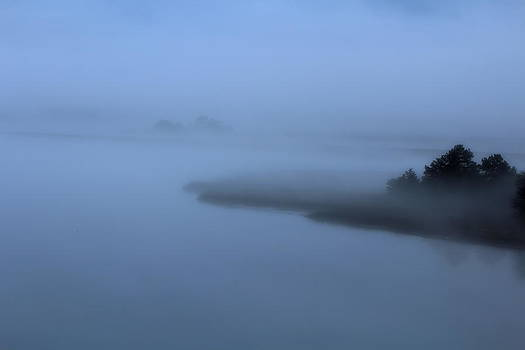 Foggy Island by Pete Dionne