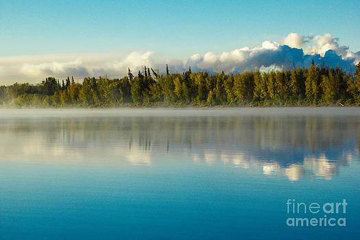 Alanna DPhoto - Foggy Reflections