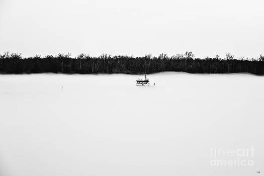Scott Pellegrin - Foggy River Morning