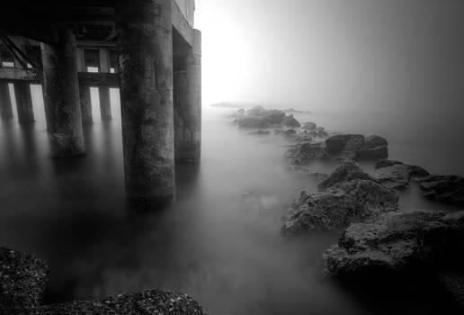 Foggy sunrise by Tommaso Di Donato