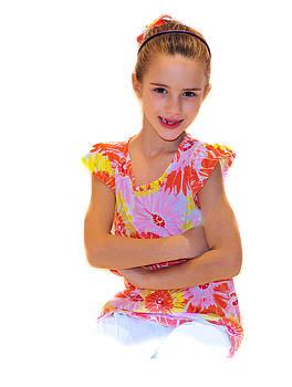 Folded Arms by Barbie Baio