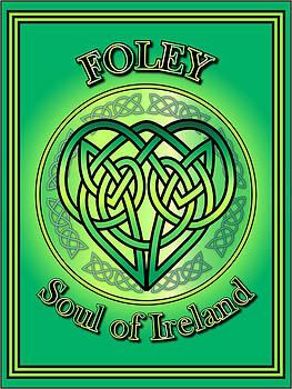 Foley Soul of Ireland by Ireland Calling