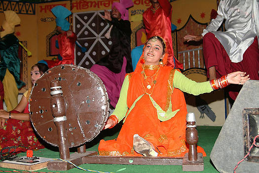 Devinder Sangha - Folk dance