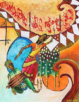 Folk Dance by Sanjeev Nandan