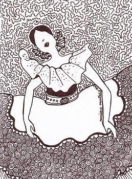 Folkloric Dance Marcie by Monique Montney