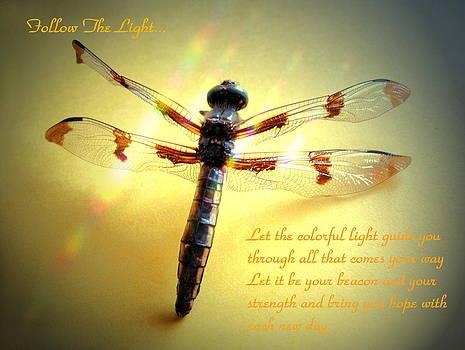 Joyce Dickens - Follow The Light