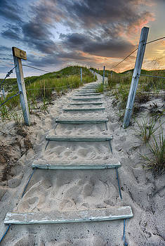 Follow the Path by Sebastian Musial