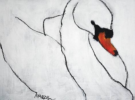 Follow your Bliss - Swan by Khairzul MG