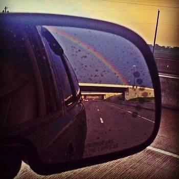 Followed by a Rainbow by Lora Mercado