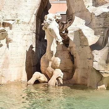 Eve Tamminen - Fontana Dei Quattro Fiumi