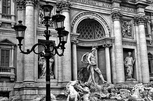 Fontana di Trevi by Jaymes Williams