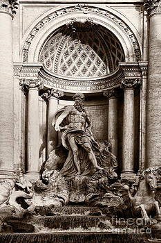 Sophie McAulay - Fontana di Trevi