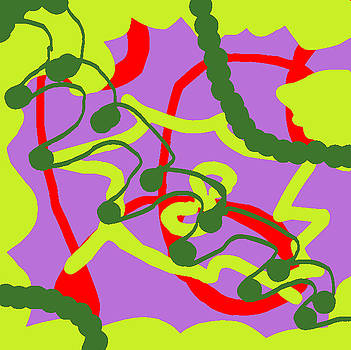 Fontepx abstraction1 by John England