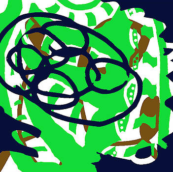 Fontepx abstraction12 by John England