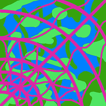 Fontepx abstraction7 by John England