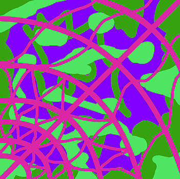 Fontepx abstraction8 by John England