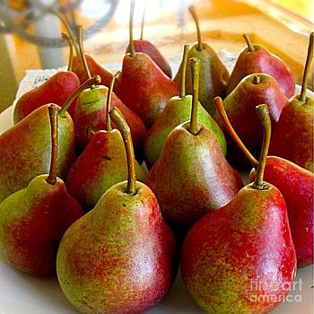 Food Styling-Pears#2 by Arelys Jimenez