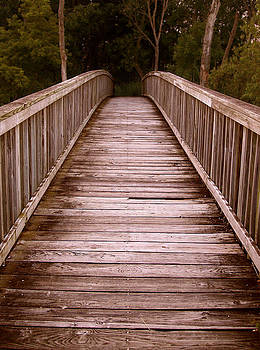 Gilbert Photography And Art - Foot Bridge