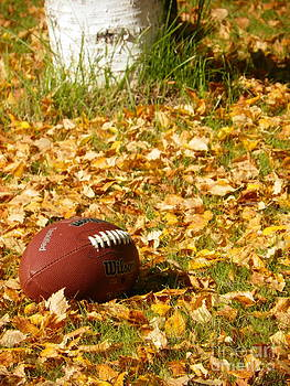 Football by Jennifer Kimberly